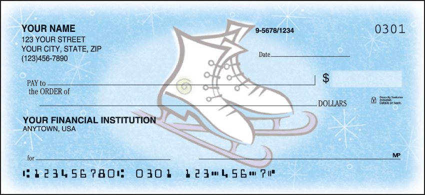 Enlarged view of Snow Days Checks