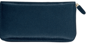 Enlarged view of Elite Microfiber Checkbook Cover