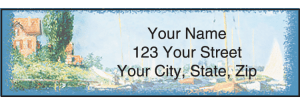 Impressionists Address Labels – click to view product detail page