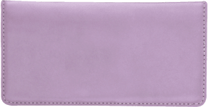 Lilac Checkbook Cover – click to view product detail page