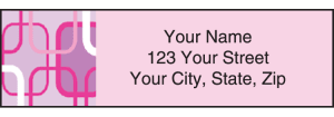 Enlarged view of Metro Address Labels