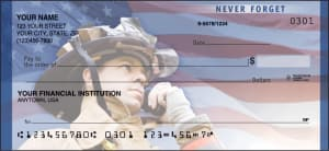 Enlarged view of American Heroes Checks