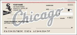 Enlarged view of mlb - chicago white sox checks