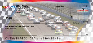 NASCAR Collections Checks – click to view product detail page