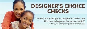 Designer's Choice Personal Checks