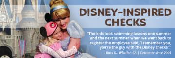Disney Personal Checks