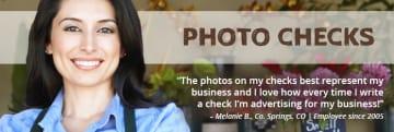 Photo Personal Checks