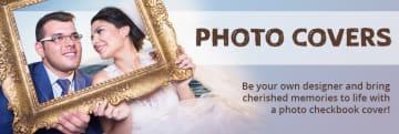 Photo Checkbook Covers