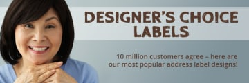 Designer's Choice Address Labels