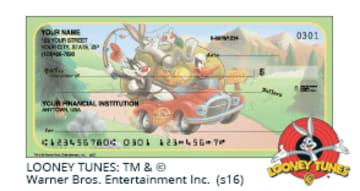 Warner Bros. Checks