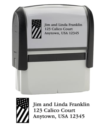Flag Stamper - click to view larger image