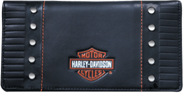 Harley-Davidson Checkbook Cover – click to view product detail page