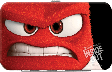 Disney Pixar Inside Out Credit Card/ID Holder - Anger - click to view larger image