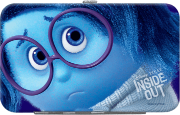 Disney Pixar Inside Out Credit Card/ID Holder - Sadness - click to view larger image