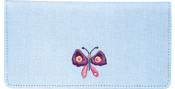 Kathy Davis Inspirations Davis Side Tear Checkbook Cover – click to view product detail page