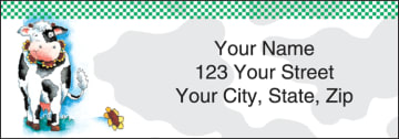 moo money address labels - click to preview