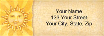 Night and Day Address Labels – click to view product detail page