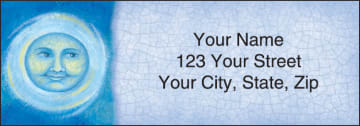 night and day address labels - click to preview