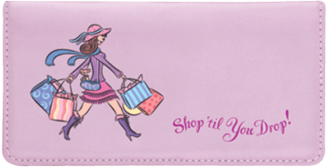 Pampered Girls Checkbook Cover – click to view product detail page