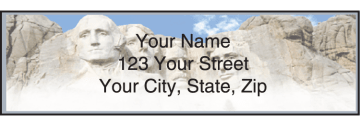 scenic america address labels - click to preview