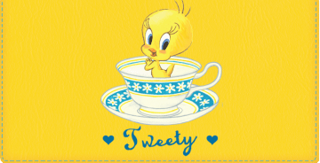 Totally Tweety Checkbook Cover – click to view product detail page