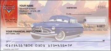 disney/pixar cars checks - click to preview