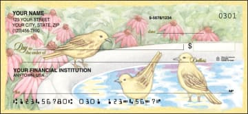 feathered friends checks - click to preview