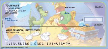looney tunes checks - click to preview