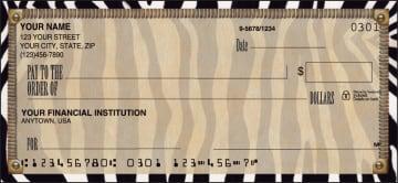 animal print checks - click to preview