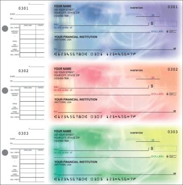 Spectrum Desk Set Checks – click to view product detail page