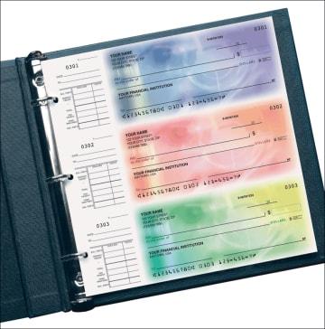 spectrum desk set checks - click to preview