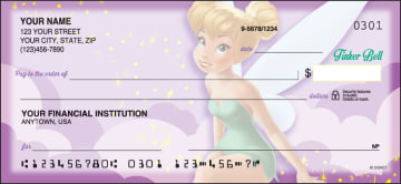 tinker bell check - click to preview
