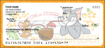 Tom & Jerry New Checks – click to view product detail page