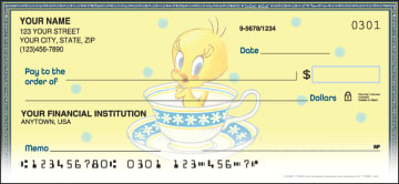 Totally Tweety Checks – click to view product detail page