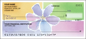 Kathy Davis Watercolors Side Tear Checks – click to view product detail page