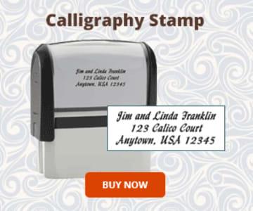 Calligraphy Stamper