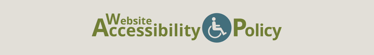 Accessibility Policy