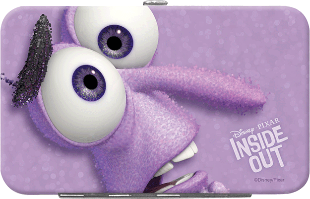 Disney Pixar Inside Out Credit Card/ID Holder - Fear - click to view larger image
