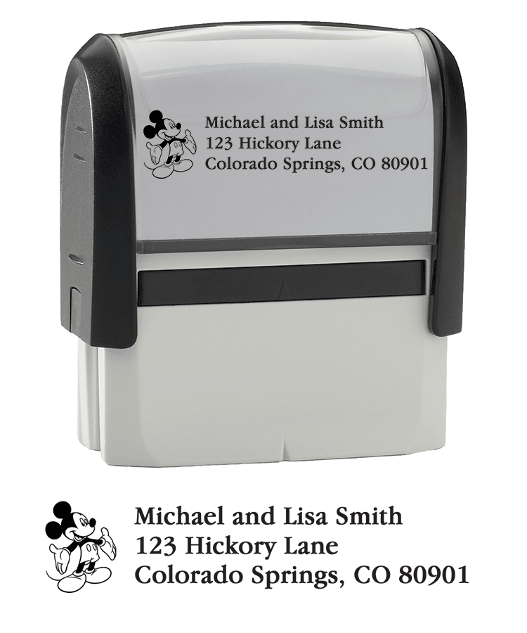 Mickey Mouse Stamper