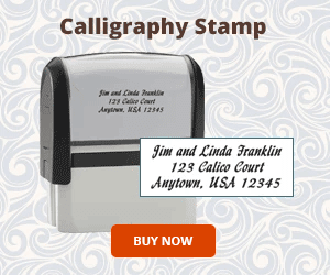 Calligraphy Stamper
