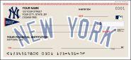 MLB - New York Yankees Checks