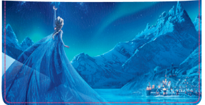 Disney's Frozen Checkbook Cover – click to view product detail page