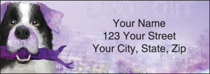 Good Dog Address Labels – click to view product detail page