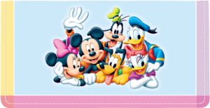 Mickey Mouse Checkbook Cover – click to view product detail page