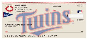 MLB - Minnesota Twins Checks – click to view product detail page