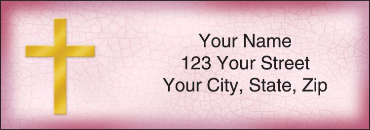 Believe Address Labels - click to preview