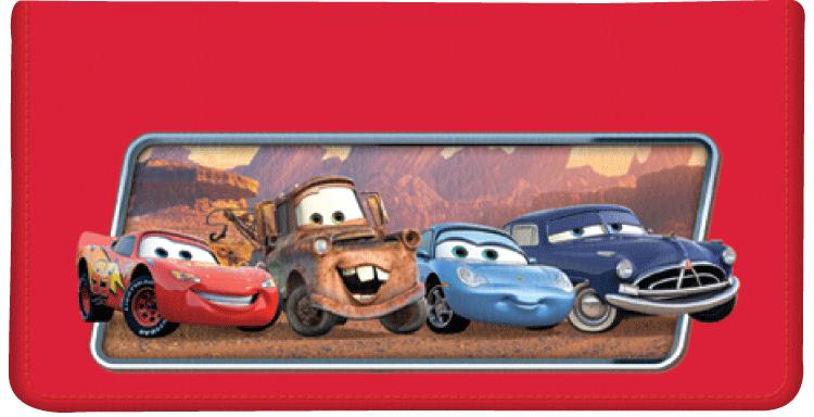 Disney/Pixar Cars Checkbook Cover