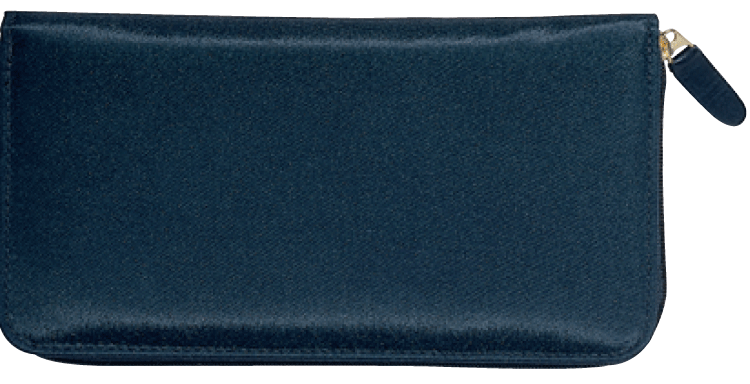 Elite Microfiber Checkbook Cover - click to view larger image