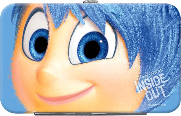 Disney/Pixar Inside Out ID Holder-Joy - click to view larger image
