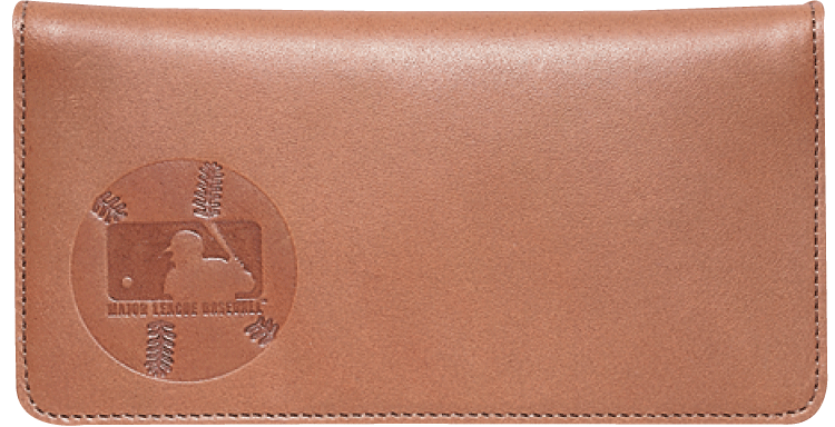 Major League Baseball Checkbook Cover